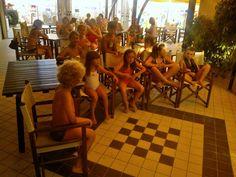 Premiazioni 4° Mini-Olimpiadi del Bagno Marilena