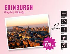 Edinbugh Hen Party Package | Hen Party ideas| Hen Party Activities