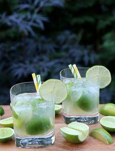 The Best Cocktails from Around the World BRAZIL: CAIPIRINHA