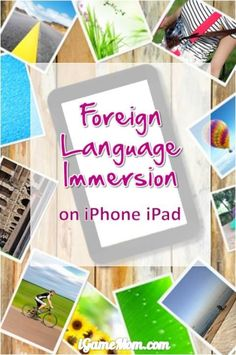 Language immersion is an important part of learning a foreign language, however, going to a foreign country is not feasible for every one. FluentU is a free app letting you have the first hand language immersion experience right on your iPad and iPhone without the need of travel. A fun educational app for kids and adults alike.
