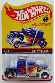 2013 Hot Wheels RLC Neo-Classics Convoy Custom