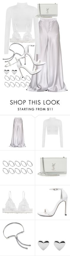 """""""Untitled #19710"""" by florencia95 ❤ liked on Polyvore featuring Etro, WearAll, ASOS, Yves Saint Laurent, Monki, Stuart Weitzman, Monica Vinader and French Connection"""
