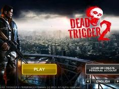Dead Trigger 2, Updated Into A Fantastic Mobile Zombie Shooter Game! - http://crazymikesapps.com/dead-trigger-2-game-review/?Pinterest