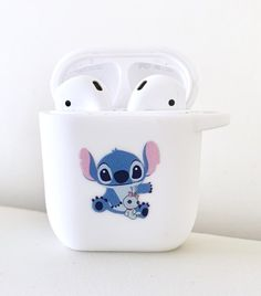 Stitch - Apple AirPods Case Protective Shockproof Cover for Apple AirPod Charging Case fits Generation