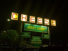 The Brat Stop, Kenosha, Wisconsin