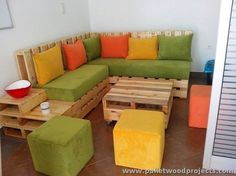 Timber made pallets have become much more popular. They've become a useful source in home decoration and design. The pallet wood can be managed in a different way to make a lot of pallet furnishings products, mostly those that are used at frequent angles. In this informative article, we are going to tell you how …