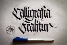 Calligrafia Fraktur. © 2014 alberto manzella™. Tutti i diritti riservati. www.albertomanzella.it #albertomanzella #albertomanzellafoto #calligrafia #calligraphy #fraktur #textur #gotica #gothic #echidicarta #corsi #corsicalligrafia #fotografia