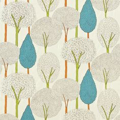 Harlequin - Designer Fabrics and Wallcoverings | Products | British/UK Fabrics and Wallpapers | Silhouette (HPOM130332) | Tembok Embroideries