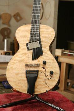 Lindsey Buckingham's Schroeder Custom