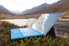 Need to edit photos and videos while in the field? The Surface Pro 3 may be what you need. The Ultimate Outdoor Computer. #SurfacePro3 #Ultimate #Outdoor #Computer #camping #hiking #outdoors #travel #nature