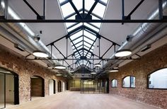 MVN Arquitectos Renovates Industrial Warehouse Into Gorgeous G...
