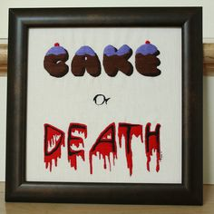 Cake or Death Finished   Flickr - Photo Sharing!