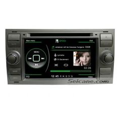 In-Dash OEM 2004-2008 Ford Focus DVD Player GPS ATV with BT Radio USB SD Support 3-zone POP MP5 Ipod Multi-Languages 3G WiFi-1