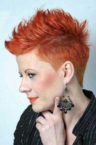 Die 154 Besten Bilder Von Kurze Haare Short Hair Styles Short
