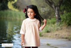 Vestido #AianaLarocca para niña ya disponible en http://aianalarocca.com/ #modainfantil