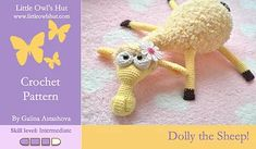 LittleOwlsHut Amigurumi patterns crochet and knitting | Free patterns