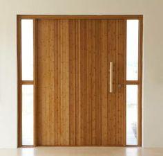 Bamboo doors from Panda Bamboo | DesignMind