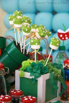 Decoração Festa Infantil Mario Bros | Inspire sua festa