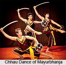 Themes in Chhau Dance include the depiction of mythological heroes, as well as stories from the epics of Mahabharata and Ramayana. For more visit the page. #folkart #dance #indiandance #traditionaldance