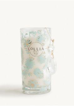 Wish Petit Luminary By Lollia