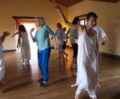 #DANCE.#LOVE.#PRAY - Erforsche die #5Rhythmen bei diesem #Osterworkshop in der wunderschönen #Toskana!