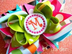 hair bows by blessedmomof6