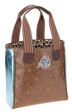 Consuela Original Tote - Glamity (6132) - Original Totes - Bags