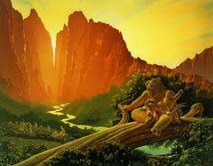 Michael Whelan -  Golden Dream