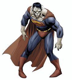 Bizarro,One of Superman's enemy