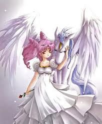 Helios and Chibiusa - sailor-mini-moon-rini Fan Art
