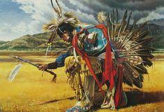Las danzas tenían un gran valor para los indios y estaban presentes en todas las ocasiones importantes como el nacimien...