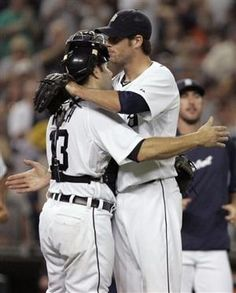 Fister flirts with history, winds up with complete-game win for Tigers - theoaklandpress.com