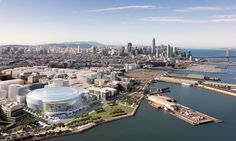 Golden State Warriors proposed arena