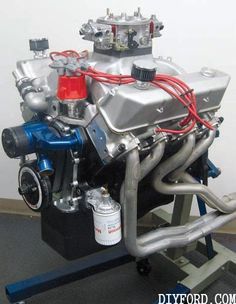 ford 361 crate engine