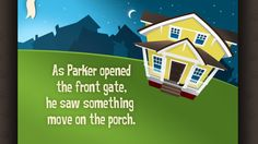 Pixel and Parker™ ($2.99) Join Parker on his quest to find his missing cat in the playful children's adventure that uses a game spinner to advance the story. Fun, fresh and filled with lots of surprises, Pixel and Parker features more than 30 different activities critical to the story, putting readers in control and on the edge of their seat.