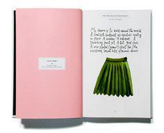 'The Principles of Uncertainty' by Maira Kalman - this book's been on my wishlist for ages. Print Layout, Layout Design, Print Design, Editorial Layout, Editorial Design, Pink Pages, Book Design Inspiration, Business Cards Layout, Buch Design