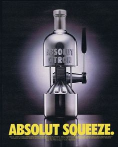 30+ Creative Absolut Vodka Ads | From up North