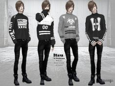 LOVE these OVERSIZED Shirts by Helsoseira! Awesome STUFF! Featured Artist in TSR! CLICK on name to see MORE!