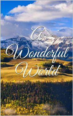 Kindle - A Wonderful World by John Emmett