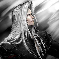 Sephiroth by winterever on DeviantArt