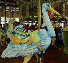 stork- golden gate park carousel -