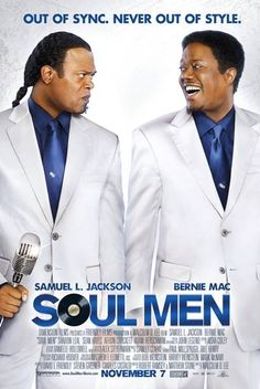 Samuel L Jackson Movies posters   Soul Men Movie Poster - Soul Men Poster, Starring Samuel L Jackson and ...