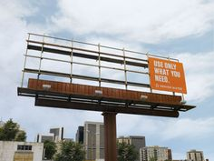 Here Are 15 Extremely Clever Billboards. #4 Messed With My Brain. WOW.