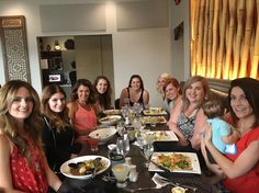 Salon girls night out! We enjoyed a lovely evening at The Hollow Bistro and Brew and are headed to see The Secret Life Of Pets! The team that plays together stays together  #salonlife #bonding #team #dinnerandamovie
