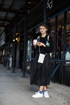 On the Street….Lafayette Street, New York