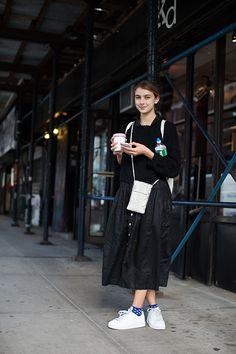 On the Street….Lafayette Street, New York
