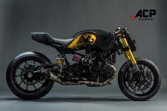 ACP Customs – BMW R nine T: the Wraith