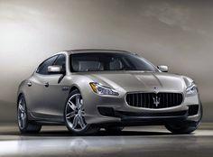 New Maserati Quattroporte revealed before Detroit debut