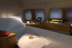 Emirates Executive Jet Offer Onboard Suites, Showers