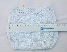 POLOLO DE HILO BLANCO 0-3 MESES Material Hilo 100% algodón nº8 puesto doble. agujas de punto nº 2 agujas de punto nº 2,5 6 bo...